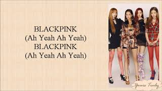 Download Mp3 Blackpink - Ddu-du Ddu-du  뚜두뚜두  Easy Lyrics