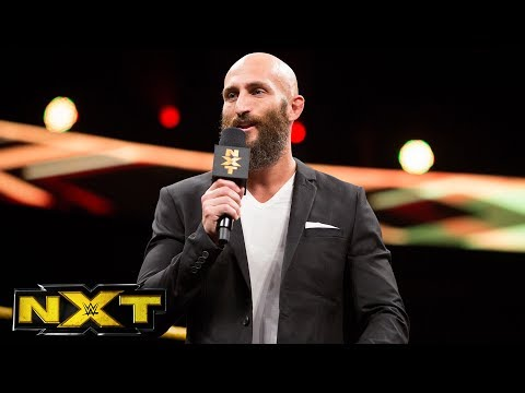 Tommaso Ciampa reveals why he betrayed Johnny Gargano: WWE NXT, May 31, 2017