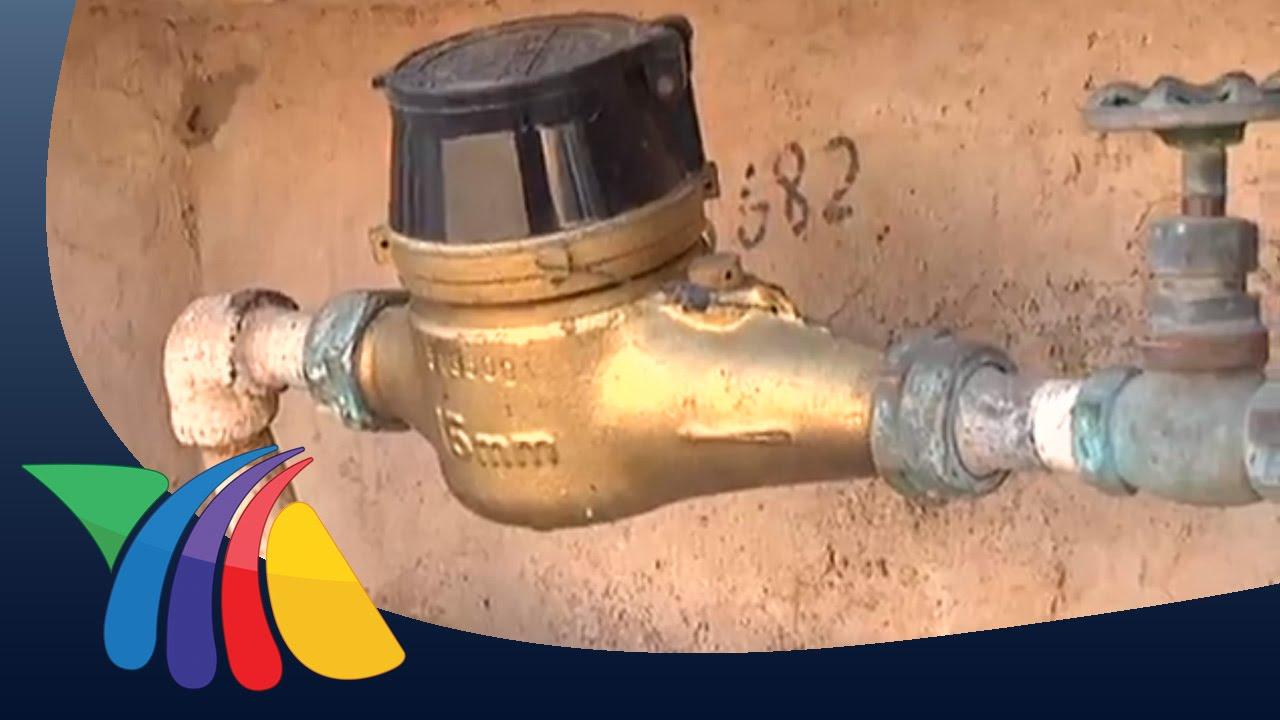 Reemplazan medidores de agua noticias de yucat n youtube - Medidor de agua ...