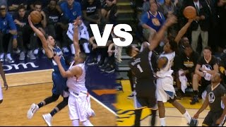 Who Had The Better Dunk? Zach LaVine Or Andrew Wiggins?