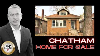 Chicago Homes For Sale Chatham Chicago Real Estate Kurt Clements Insider Show Homes - 88th Pl Tour