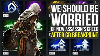 Assassin's Creed Kingdom - We Should Be Worried After Ghost Recon Breakpoint (Assassin's Creed 2020)
