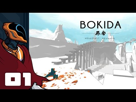 Let's Play Bokida: Heartfelt Reunion - PC Gameplay Part 1 - Float Along
