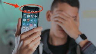 За ЭТО ты будешь НЕНАВИДЕТЬ iPHONE X!