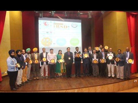 IRSD 2016 - Green ThinkerZ Society, NITTTR Chandigarh, Spoken Tutorial IIT Bombay, I2OR India