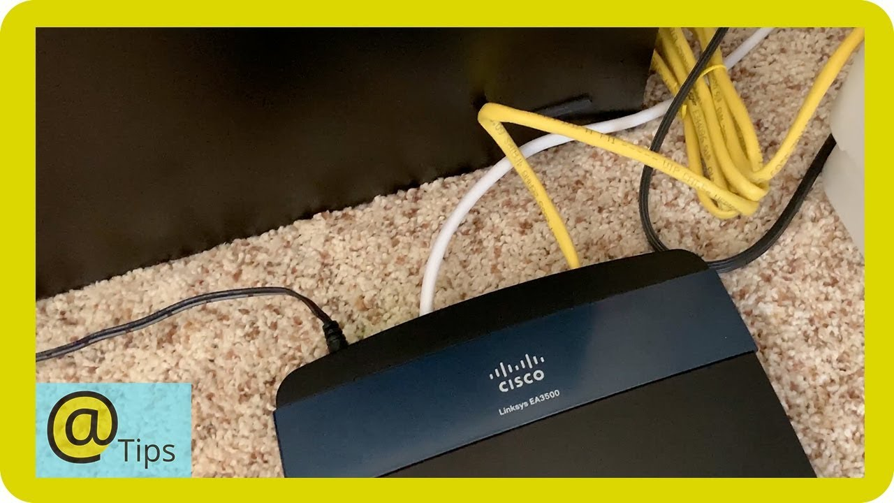 Relocate Your Wi Fi Router The Easy Way Youtube