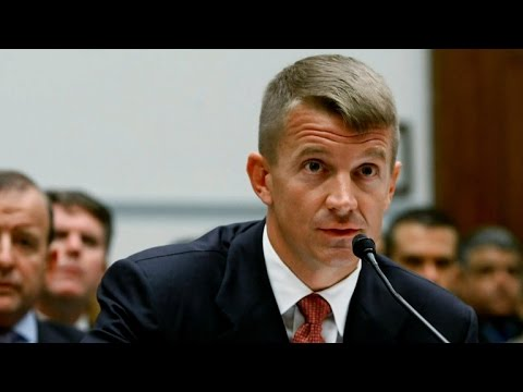 Blackwater founder is reportedly working to set up a private army in China Mp3