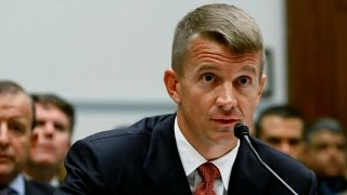 Blackwater founder is reportedly working to set up a private army in China