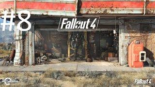 Прохождение Fallout 4. Ремонт силовой брони 8.