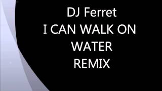DJ Ferret i can walk on water remix