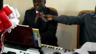 Music at South-west London Ghana Adventist Church