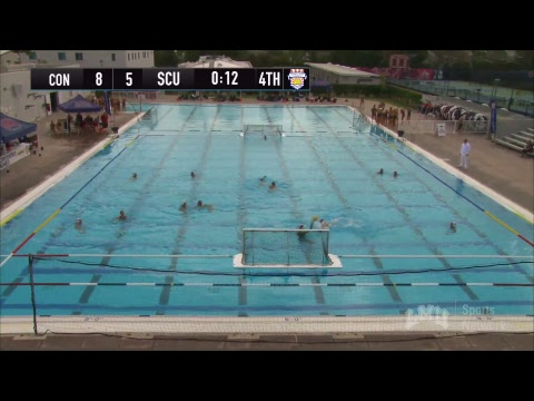 GCC Women's Water Polo Championship 2018: 7th Place Game - Santa Clara vs. Concordia