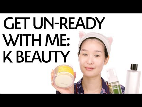 Get Unready With Me: K-Beauty Routine Ft. Charlotte Cho Of Soko Glam