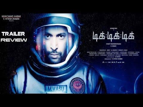 Tik Tik Tik - Official Tamil Trailer |...