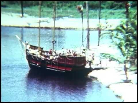 Pirate's World Home Movie