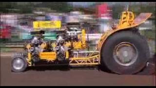 Visit Lancashire: Tractor Pulling Championships