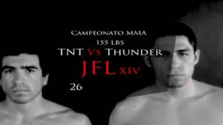 Angel TNT Vs Thunder Proximamente FJL XIV 26 Nov 2016 01
