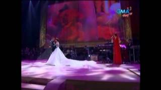 Regine Velasquez - Looking Through The Eyes Of Love (DongYan Reception)