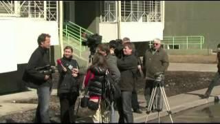 Бельгийское TV «Konakna Productions» в Иркутске.