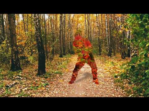 Танцующая осень.
