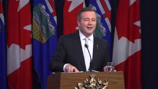 Premier Kenney news conference - May 22, 2019