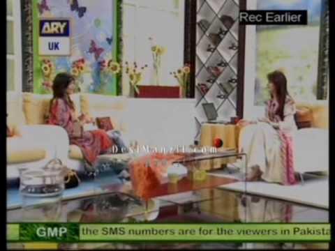 Good Morning Pakistan with Hadiqa Kiani Part 3