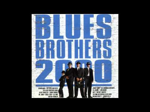 Blues Brothers 2000 OST - 16 How Blue Can You Get
