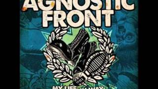 Watch Agnostic Front Time Has Come video