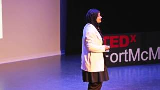 Who's Afraid of the Hijab? | Kiran Malik-Khan | TEDxFortMcMurray