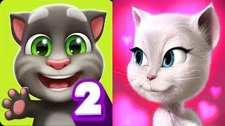 Enjoy This Video: My Talking Tom 2 - My Talking Angela Gameplay Gre...