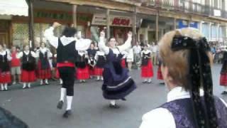 Jotas Castellanas en  Medina del Campo