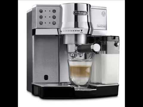 Кофемашины Delonghi EC850M и EC820