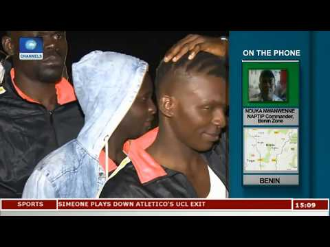 FG Brings Back More Stranded Nigerians In Libya |News Across Nigeria|