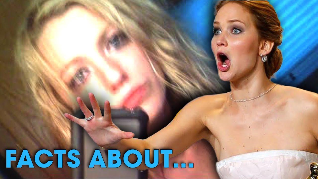 Jennifer liebt sich nackt