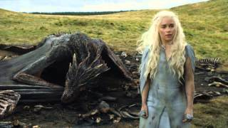 Repeat youtube video Game of Thrones Season 5: Episode #10 Clip - Dany is Surrounded (HBO)