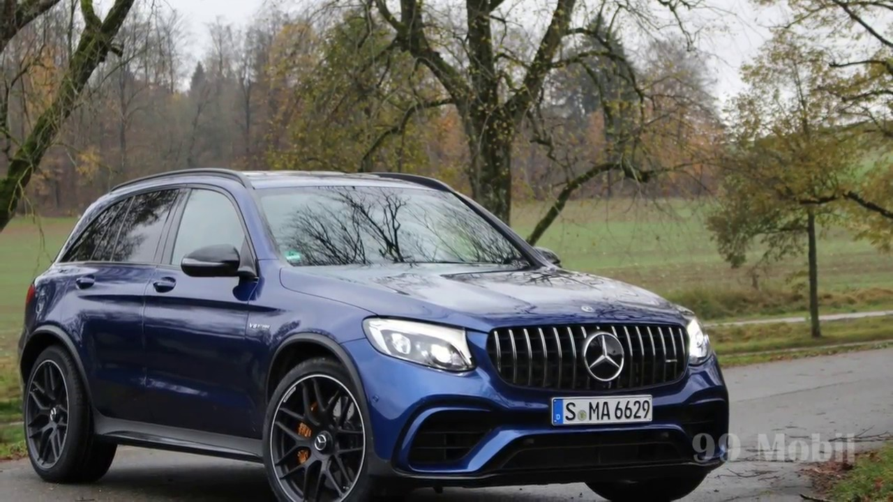 Mercedes Glc 350e 2018 Review Exterior And Interior