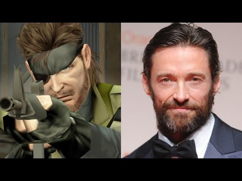 "'Metal Gear Solid' Creator Talks ""Snake"" Casting"