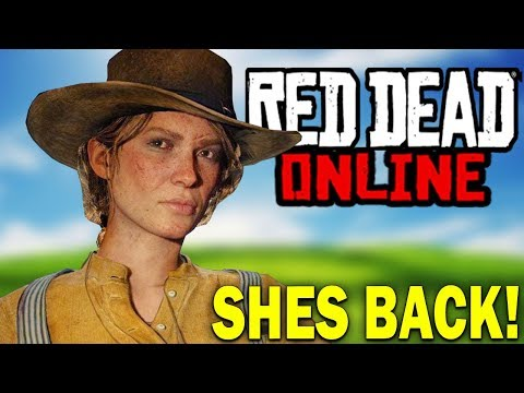 Sadie Adler Has Arrived In NEW Red Dead Online Update & The Rewards Are INSANE!