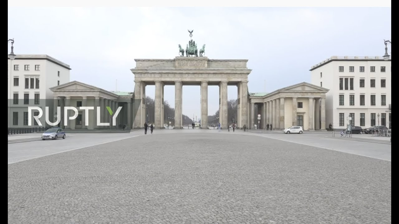 Coronavirus in Germany: live from Berlin as government announces ...