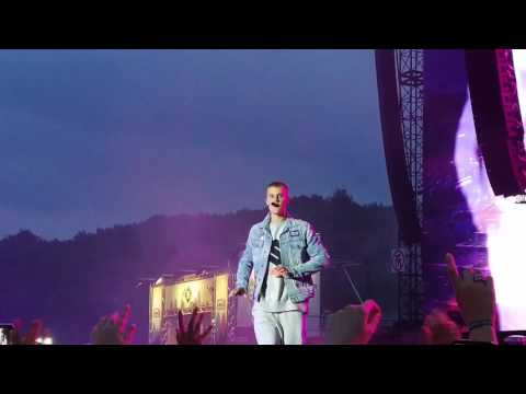 Justin Bieber - The Feeling at Pinkpop