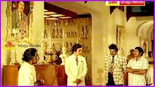 Kamal Haasan Discursion With Servants - In Jalsa Raidu Telugu Movie