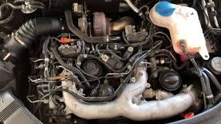 Audi A6 4F - Ansaugrohr und Drosselklappe ausbau und Reinigung - Deutsch HD