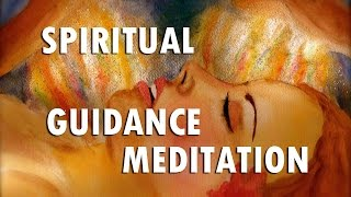 SPIRITUAL GUIDANCE MEDITATION Music - Remove Negative Blocks and Quiet The Mind with Binaural Beats