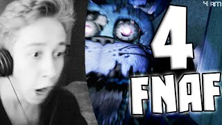 Five Nights At Freddy s 4 РЕАКЦИЯ 5 ночей у Фредди