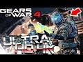 GEARS OF WAR 4 - PRIMER E INCREIBLE GAMEPLAY EN 4K