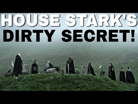 The Hidden Meaning Behind The Crypts of Winterfell Teaser? - Game of Thrones Season