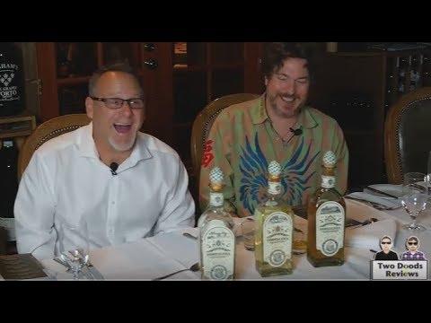 Fortaleza Tequila Review - Blanco, Reposado and Anejo Atlantis Reno