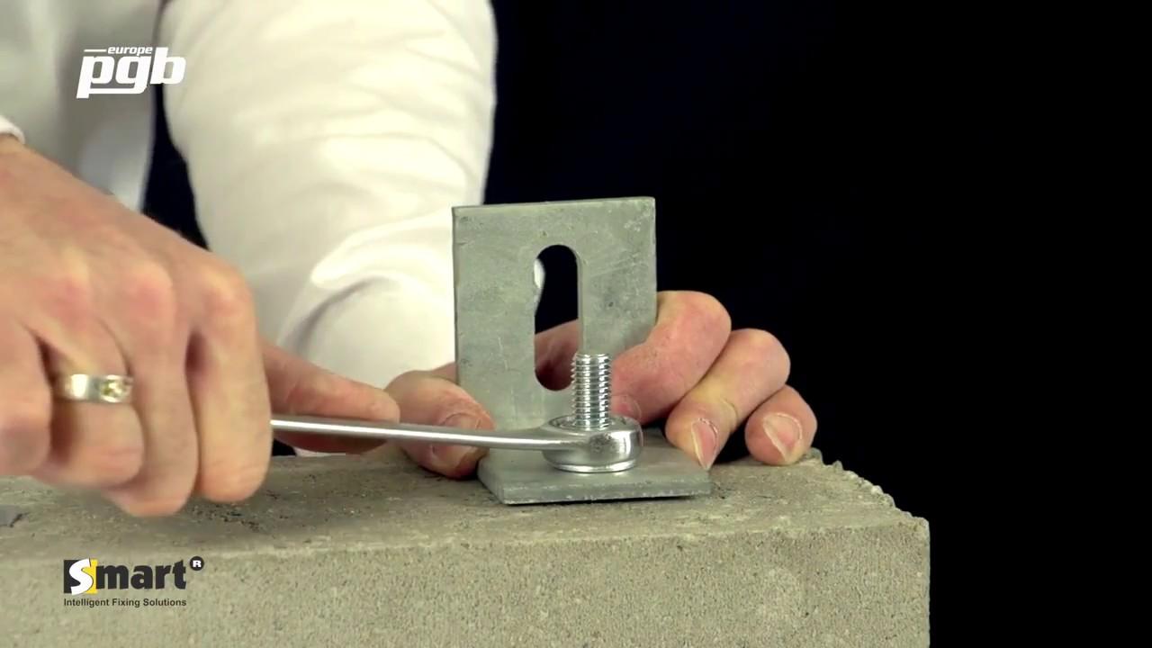 scellement chimique pour beton