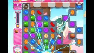 Candy Crush Saga Level  1622 (2* No Booster)