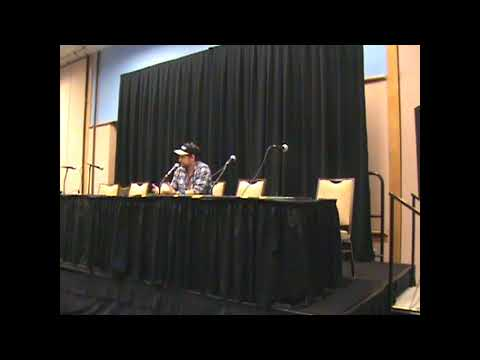 Ray Chase Friday Panel Metrocon 2017
